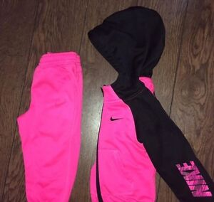 Baby girl Nike track suit
