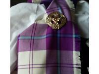 Aboyne highland dance outfit