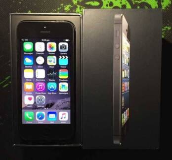 iPhone 5 32G or 64G unlocked with charger cable start from 349 Rockdale Rockdale Area Preview