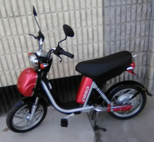 EMMO ebike ,very good condition 425.00 phone only 289 213 6151