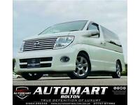 Nissan Elgrand Automatic Highway Star 2.5 Patrol low Mileage 8 Seater