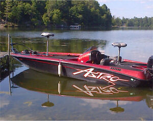 Bass boat trade for pontoon or fish and ski