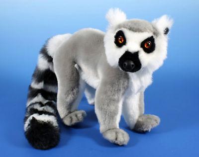Lemur Stofftier (KATTA Lemur  Plüschtier Stofftier Kuscheltier NEU  25cm)