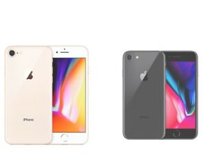 iPhone 8 Gold and black 256gb unlocked from apple store