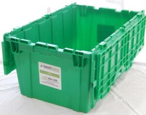 PLASTIC MOVING BOX RENTALS BUSINESS FOR SALE
