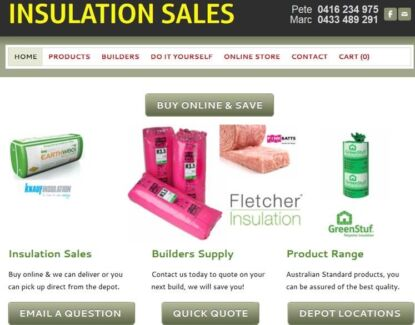 Pink Batts in Canberra - insulationsales.com.au - Online Sales City North Canberra Preview