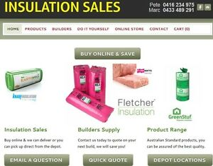 Earthwool in Canberra - insulationsales.com.au - Online Sales Canberra City North Canberra Preview