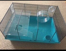 Medium Wire Hamster Home - Immaculate Condition - As New