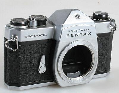 PENTAX SPOTMATIC M42 SCREW MOUNT