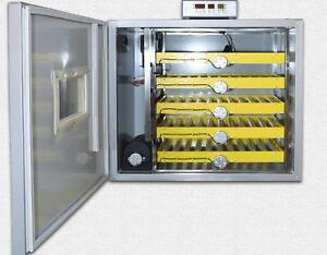 Egg Incubators. New technology. Electrical backup.  Our website has all information. See it under CONTACT SELLER
