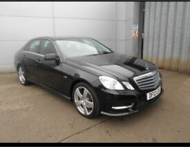 mercedez E250 saloon , automatic, black, 2.2 diesel