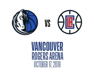 Lower bowl tickets NBA Canada Series