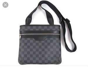 "Looking for Authentic Louis Vuitton ""Thomas"" Murse/Messenger Bag"