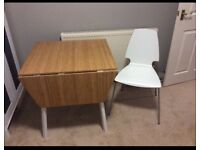 Dining Table & 4 Chair set - Ikea
