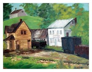 CASH for John Cook paintings