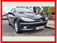 CHEAP 2005 Peugeot 206 -- 1.4 Zest 5 Door --- Manual --- Part Exchange Welcome --- Drives Good