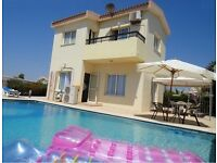 Luxury villa by the sea with private pool, near ayia napa water park! Plus Free Wifi