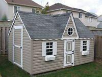 Playhouses for your Backyard – Full Size Man-Door