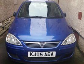 Vauxhall Corsa 1.2 litre Petrol