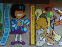 ~See all 3 pictures~ Large Wall Hangings for Classroom/daycare e