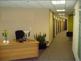 Unique and prominent building offers newly refurbished serviced and conventional office space.