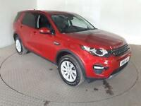 2015 15 LAND ROVER DISCOVERY SPORT 2.2 SD4 SE TECH 5DR AUTOMATIC 190 BHP DIESEL