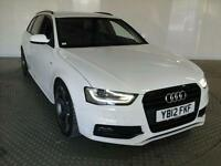2012 AUDI A4 2.0 TDI 143 Black Edition
