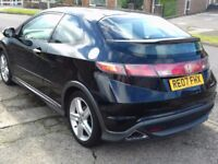 Honda civic 1.8 vtec type s gt
