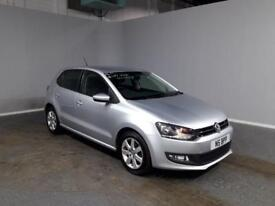 2013 13 VOLKSWAGEN POLO 1.2 MATCH 3DR 69 BHP
