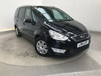 2014 Ford Galaxy Zetec 2.0 TDCI Automatic – New Gearbox Fitted
