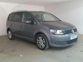 2014 14 VOLKSWAGEN TOURAN 1.6 SE TDI BLUEMOTION TECHNOLOGY 5DR 103 BHP DIESEL