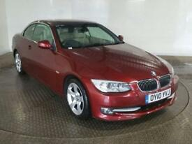 2010 10 BMW 3 SERIES 3.0 325I SE 2DR AUTOMATIC 215 BHP