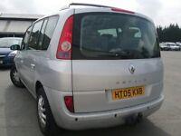 Renault Espace 1.9 dCi Expression 5dr 7 SEATS!!!!
