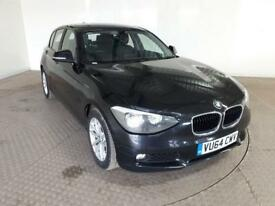 2014 64 BMW 1 SERIES 1.6 116D EFFICIENTDYNAMICS BUSINESS 5DR 114 BHP DIESEL