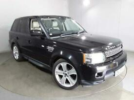 image for 2013 Land Rover Range Rover Sport 3.0 SD V6 HSE Black Auto 4WD (s/s) 5dr SUV Die