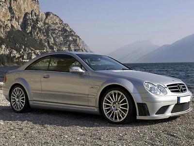 Chiptuning Mercedes W209 CLK63 AMG 481PS auf 540PS !!VMAX offen!!