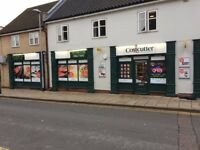 spacious shop for rent- 20-22 Guildhall street, Thetford, IP14 2DT