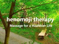 Therapeutic Massage by a Japanese Male Masseur in Ealing Broadway