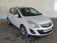 62 VAUXHALL CORSA CDTI ACTIVE 5 DOOR DIESEL £30 A YEAR TAX *LEATHER*
