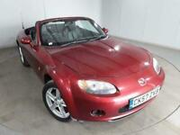 2007 Mazda MX-5 1.8i Icon 2dr Convertible Petrol Manual
