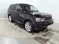 2010 Land Rover Range Rover Sport 3.0 TD V6 HSE 5dr SUV Diesel Automatic