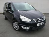 BAD CREDIT CAR FINANCE AVAILABLE 2013 13 FORD GALAXY 2.0TDCi AUTOMATIC