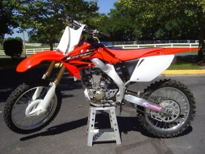 Looking for a Crf 250 or 450