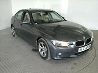 12 BMW 320D 163 BHP EFFICIENTDYNAMICS DIESEL £20 A YEAR TAX *LEATHER*