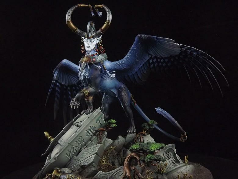 KPW Painted Archmage Teclis and Celennar, Spirit of Hysh(Gallery!Pre-order)