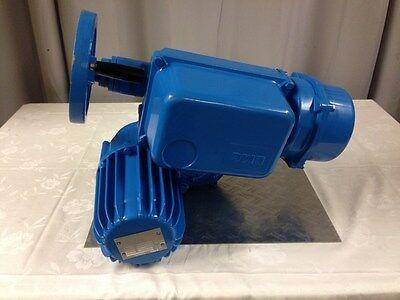Schieberantrieb Klappenschiebermotor Drehmotor EMG D120-B3-25
