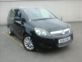 GOOD CREDIT FINANCE AVAILABLE 2013 63 Vauxhall/Opel Zafira 1.7CDTi 16v