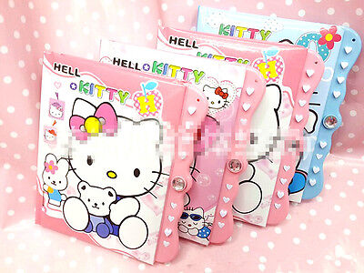 New Cute Kawaii Hellokitty Lock Password Diary Books Notebook Aa023