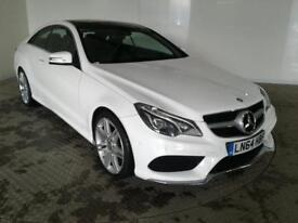 64 MERCEDES E250 CDI COUPE AMG SPORT AUTO DIESEL *LOADED*