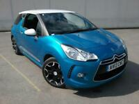BAD CREDIT CAR FINANCE AVAILABLE 2013 13 CITROEN DS3 1.6e-HDi AIRDREAM DSPORT